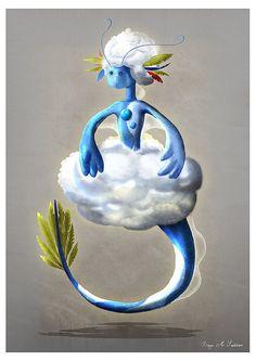 """Dragoncloud"" by Bayu Sadewo"