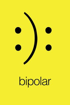 bipolar - fun with colons by Hunter Langston