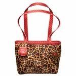 Disney Medium Tote Minnie Leopard #MinnieMouse