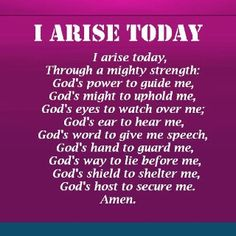 amen! even if I go to bed at 3:21 in the morning & sleep like the dead until 9:41 A. M. & feel like what a hangover must feel like - I am thankful for another day to rise & shine & serve the Lord today!