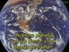 Enrique y Ana - La canción de los planetas [KARAOKE]