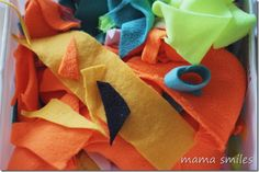 fabric crafting for kids