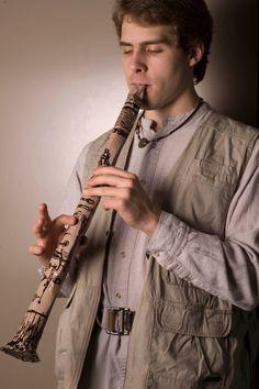 Duct Tape Clarinet... LOL, WtF?!