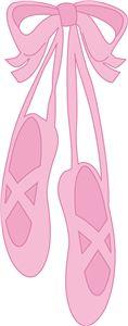 black w/ pink center for ballet bag