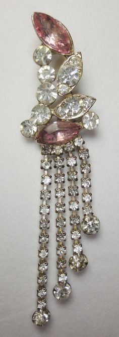 Vintage Brooch - Art Deco