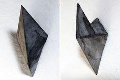 DIY concrete hooks