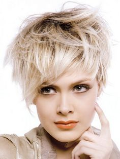 On Trend Short Hair Styles #hair #hairdo #glamorous #natural #DIY #style #hairstyle #inspiration #haircut #short #shortcut