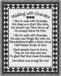 craft, fathers day grandpa, father's day poems, grandpas fathers day, father day, fathers day poems for grandpa, gift idea, grandpa poems, grandpa fathers day