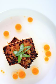 Tofu with Chili Oil and Vinegar Sauce