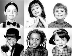 The Little Rascals!