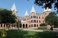 Baylor's Old Main