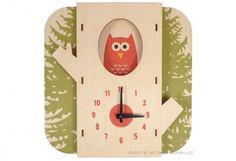 owl clock $39.99