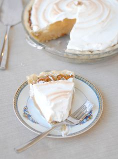 Butterscotch Pie wit
