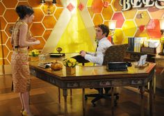 obsession //getting all of my pushing daisies inspiration online so i can have it with me always