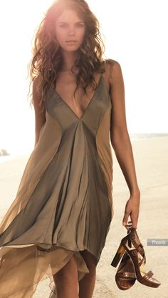 Love this Look....Perfect for the beach.