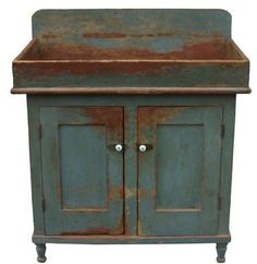 Antique Primitive Furniture On Pinterest Dry Sink
