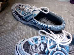Tesla VS Edison Shoes