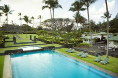 20 Of The Coolest Spas In The States #refinery29  http://www.refinery29.com/best-spas#slide10  Best place to get a facial and a lei-making lesson:  Travaasa Hana, Maui, Hawaii   Of course, this place is unspeakably beautiful — come on, it's in Hawaii. But, unlike so many of the islands' choked-with-tourists hotspots, this boutique resort is secluded and serene. Open-air cottages overlook Hana Bay, with rooms devoid of distractions such as TVs, clocks, and radios.   Ukulele instruction, ...