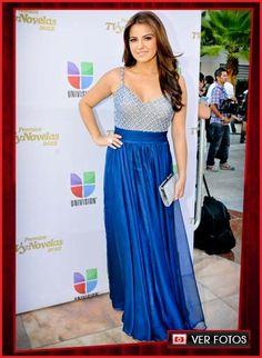 Vota por lo mejor y lo peor de la alfombra de Premios TVyNovelas 2012