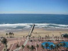 Durban beach front!:)