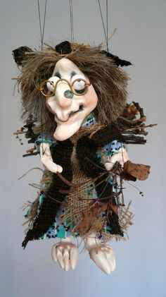 Josephina marionette by Hanka