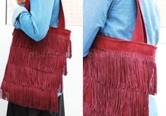 diy fring, diy bag, fring bag, diy tote, fring tote, diy cloth, fringes, tote bags, sewing tutorials