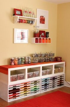 Amazing craft space