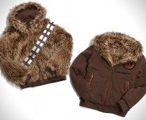 Star Wars Reversible Chewbacca Jacket