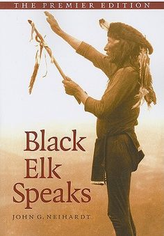 """Another of my all time favorite books.  The story related from the """"medicine man"""" Black Elk about his """"Great Vision"""" and the then recent and turbulent history of the Lakota Sioux (and other tribes) touching on Little Bighorn and Wounded Knee."""