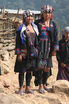 Akha Tribe, Laos