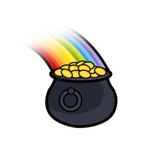 Lucky pot of Gold...You can get this lucky symbol only on http://www.luck4free.com and increase your Luck today :)