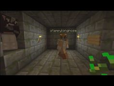 Picture of stampylongnose doing a adventure map!
