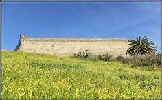 Fortaleza del Monte Hacho, Ceuta, por dziwnowik