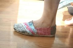 Revamping worn out toms.