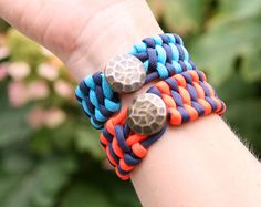 #DIY #Paracord Cuff #Tutorial #diy_jewelry #diyjewelry