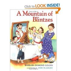 shavuot children's books