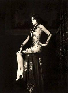 ziegfeld beauti, ziegfeld girl, vintag photo, ziegfeld folli