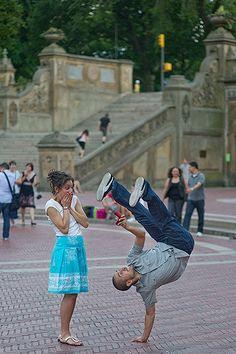 Dancers Among Us by Jordan Matter