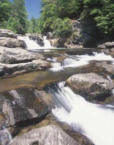 Jacks's River Falls, GA - Cohutta Wilderness