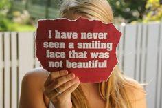 life, facebook idea, smile face, true, inspir