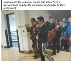 best senior prank ever