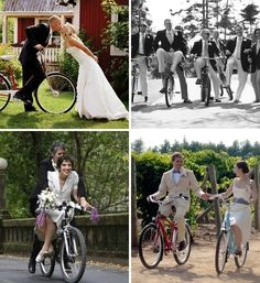 Two wheels, Two people, One love