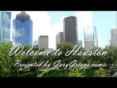 Welcome to Houston!