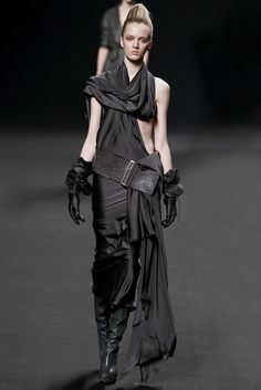 Haider Ackermann | Fall 2011 Ready-to-Wear Collection