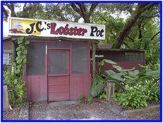 Deland, FL Lobster Pot best seafood in Florida! YUM