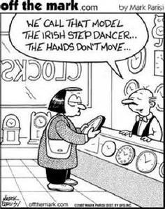irish dance humor -