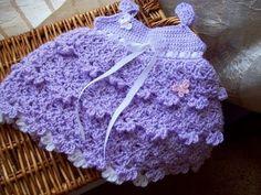 Crochet Baby/Toddler Dress Pattern $6.99