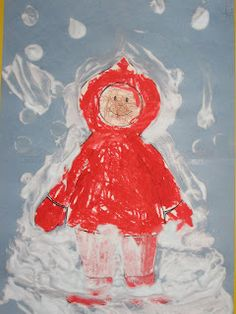 The Snowy Day Puffy Paint