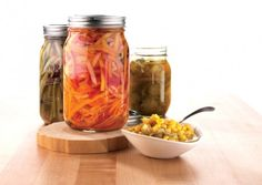How to make home-canned pickles and preserves | Vegetarian Times