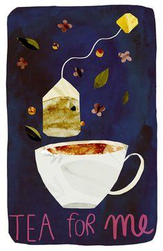 ♥ Tea For Me ♥